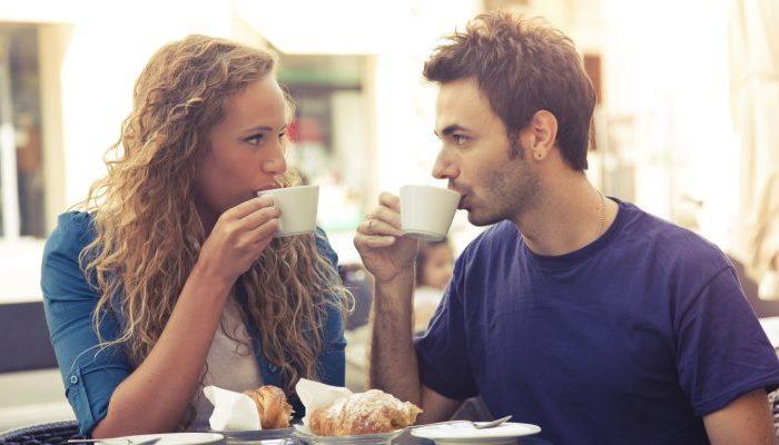 Завтрак в кафе