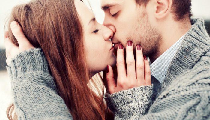 Милый поцелуй