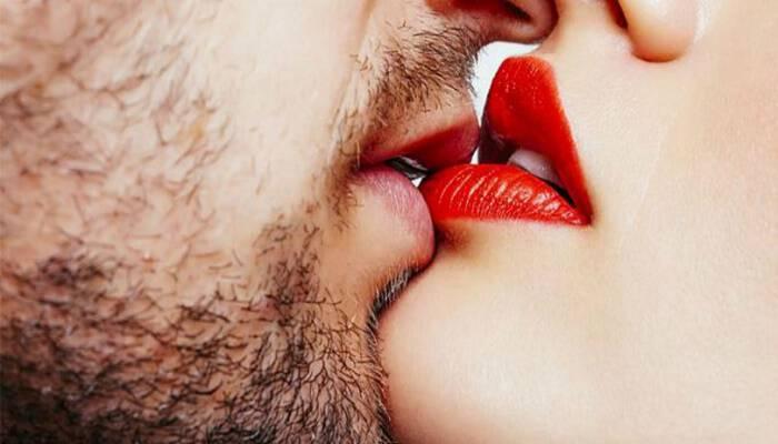 Сладкий поцелуй