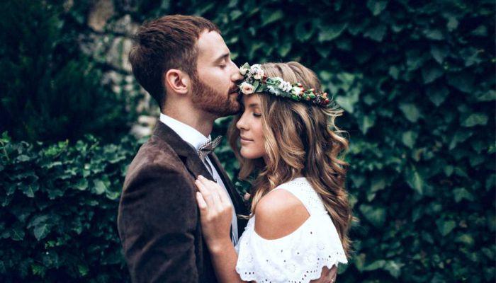 Светлая свадьба