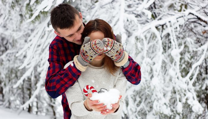 Счастливая зима